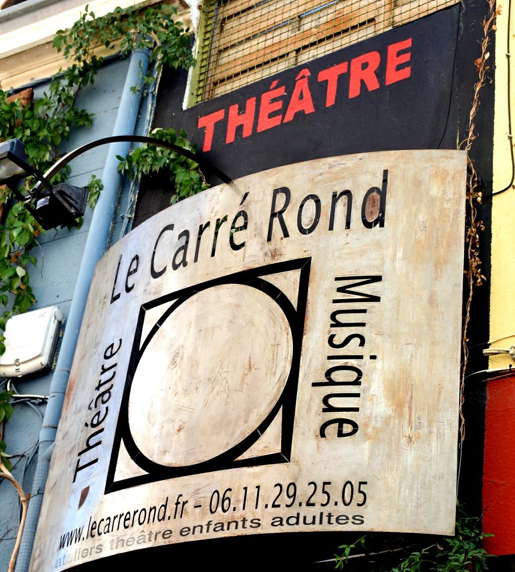 Théâtre du carré rond - Marseille